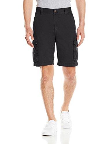 """Amazon Essentials Men s Classic-Fit 10"""" Cargo Short, Black, 34"""