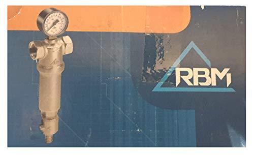 RBM Wasserfilter selbstreinigend 1