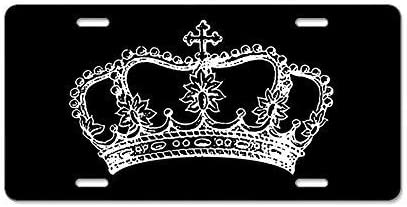 Vintage Crown Decorative New York Mall Front Sales for sale Metal License Plate