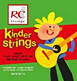RC Strings Kindergitarre 1/4 Klassik Satz KS460, medium tension, 46-51cm