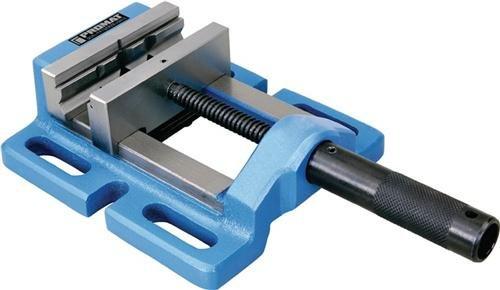 Unbekannt Maschinenschraubstock für Tisch- und Ständerbohrmaschinen | Abmessung LxBxH (mm): 170 x 154 x 63 | Ausführung: Schlitzabstand Mitte/Mitte 120 mm | Backen-Breite (mm): 100