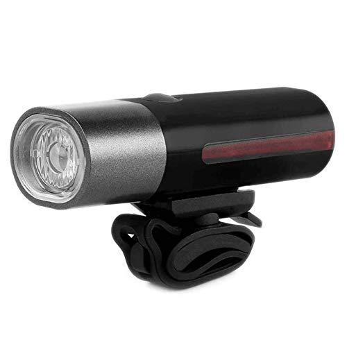 Adesign Fahrradlicht Safe Easy Mount LED-Eiszapfen-Lichter Radfahren Frontlicht wasserdichte Rennrad-Beleuchtung Fahrradzubehör Helle LED-Scheinwerfer