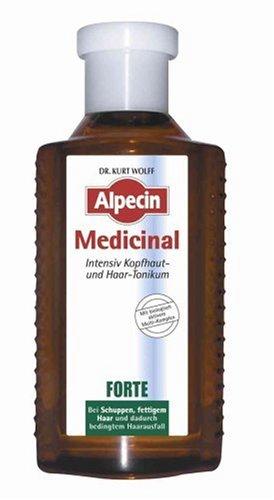 Alpecin Medicinal Intensiv Kopfhaut- und Haar-Tonikum Forte, 200 ml