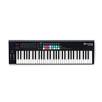 Novation Launchkey 61 USB Keyboard Controller for Ableton Live review