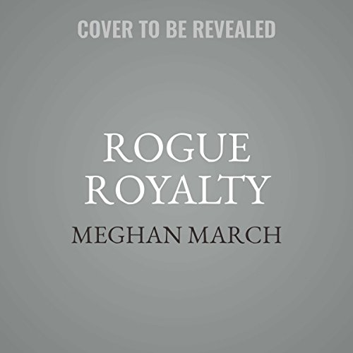 Rogue Royalty audiobook cover art