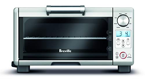 Breville BOV450XL Mini Smart Oven with Element IQ (Renewed)