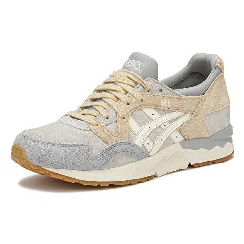 ASICS Herren Gel-Lyte V Sneaker, Grau (Glacier Grey/Cream 9600), 43.5 EU