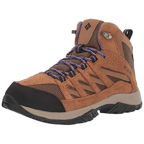 Columbia Women's Crestwood Mid Waterproof Hiking Shoe