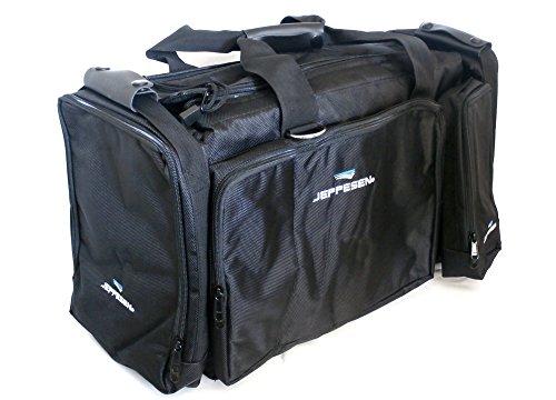 pilot flight bag
