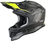 Just 1 Helmets Just1 Jdh Assault Black-Yellow + MIPS XXL, Casco da Downhill/MTB/Enduro Unisex – Adulto, Nero-Giallo