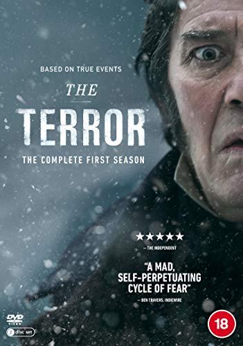 The Terror - Season 1 [DVD] UK Version [Reino Unido]