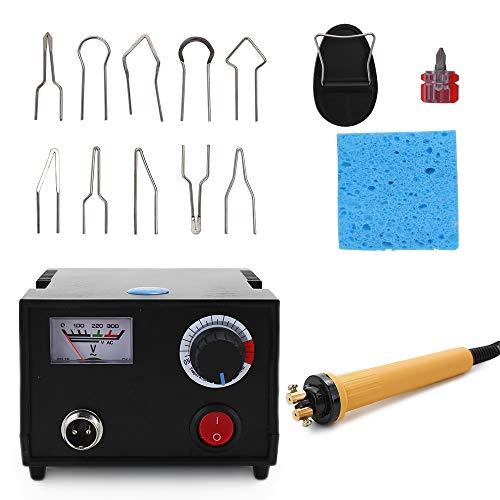 KKmoon 220V Pirograbador de Madera,Máquina de Pirografía de Temperatura Ajustable,Tablero de Calabaza,Soldador Electrico,Máquina de Pirografía de Alambre de Soldadura