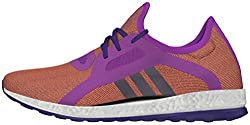 adidas Women's Pure Boost X Running Shoes, Red Rojray Rosvap Ftwbla, 40 2/3 EU