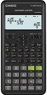 Casio Scientific Calculator [FX-82ES PLUS], Black