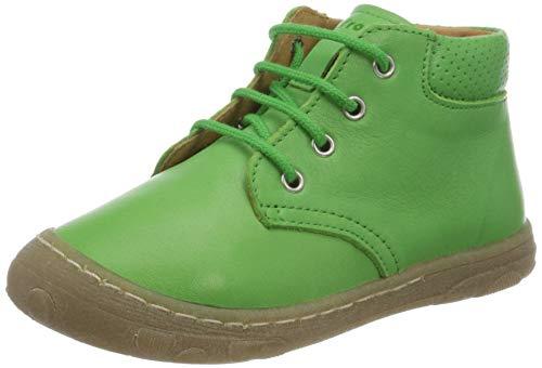 Froddo Unisex-Kinder G2130193 Kids Shoe Brogues, Grün (Green I18), 24 EU