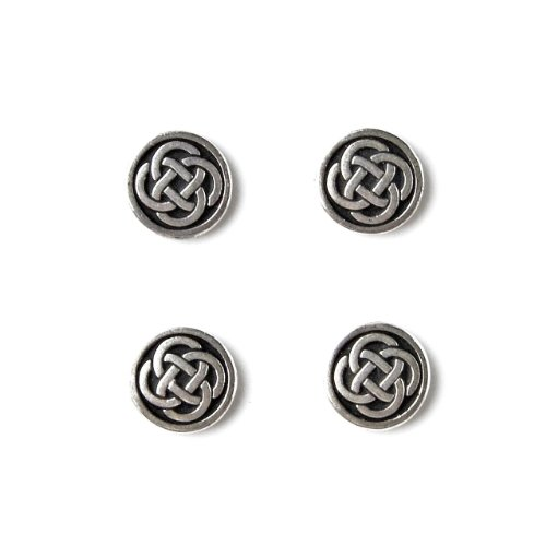 Quality Handcrafts Guaranteed Celtic Tuxedo Studs