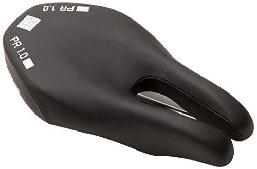 ISM Unisex– Erwachsene PR 1.0 Sattel, schwarz, One Size