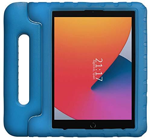Funda Infantil Antigolpes con Asa para iPad 10.2 (2020) 8ª Gen. / (2019) 7ª Gen. Color Azul