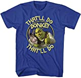 American Classics Shrek Movie That'll Do Donkey That'll Do Adult T-Shirt Tee Personalized Unisex T-Shirt, Youth Shirts, Hoodie, Sweatshirt for Men Women Kids