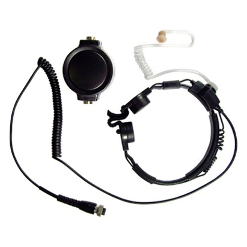 Review Of Pryme Gladiator SPM-1513 Throat Mic for Motorola 1-Pin Threaded (See List)