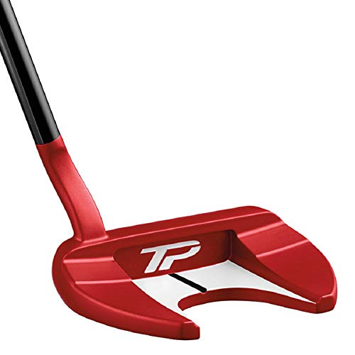 TaylorMade Golf TP Red/White Ardmore 3 Putter (Right Hand, 34 Inches)