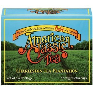 American Classic Tea - 4 boxes of 48ct tea bags (192 tea bags)