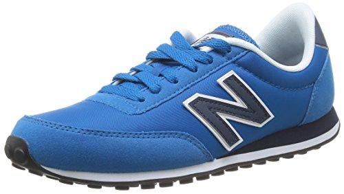 New Balance U410 D, Zapatillas no elevadas. Mujer, Azul-Bleu (Mnbn Blue), 38 EU