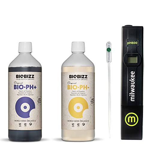 IVORYS-GARDEN Kit Set BioBizz pH - Minus...