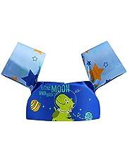 Zwemvest voor kinderen, zwemvest voor kinderen van 2 tot 6 jaar, zwembandjes, zwemgordel voor jongens en meisjes