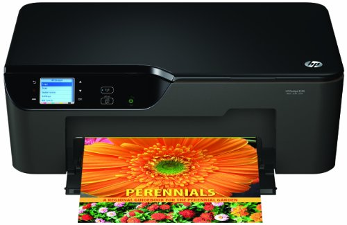 HP DeskJet 3520 e-All-in-One Tintenstrahl Multifunktionsdrucker (Drucker, Scanner, Kopierer, Wlan, USB, 4800x1200)