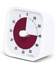 【正規品】 TIME TIMER MOD Home Edition 9cm 60分 タイムタイマー モッド コットンホワイト TTM9-HCW-W 時間管理