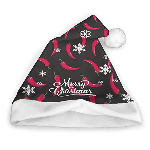 Pillow Socks Rojo Chile Santa Hat Navidad Fieltro Largo Sombreros De Navidad para Navidad Ao Nuevo Decoraciones De Fiesta Disfraz Clsico De Cosplay