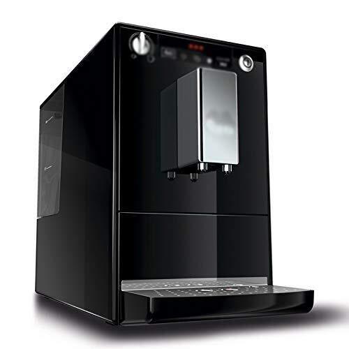 MGWA Kaffeemaschinen Espressomaschine, Kaffeevollautomat, Kaffeemaschine, Konsumer und gewerbliche Filterkaffeemaschine, 200 mm × 455 mm × 325 mm, Schwarz und Silber (Colo