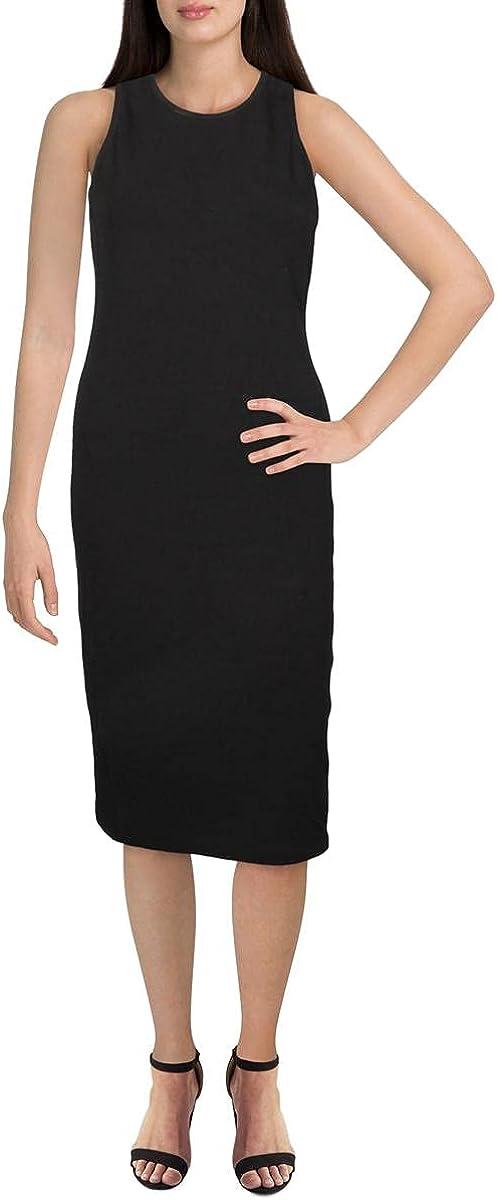 Splendid Women's Sleeveless Tank Midi Dress