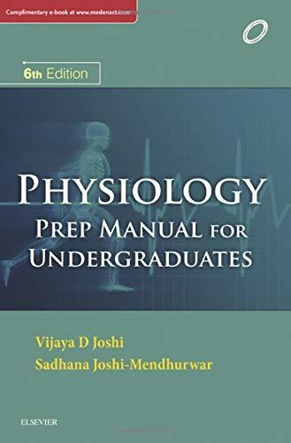 Physiology: Prep Manual for Undergraduates, 6e