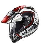 アライ(ARAI) バイクヘルメット オフロード TOUR CROSS3 DETOUR RED XL 61-62cm