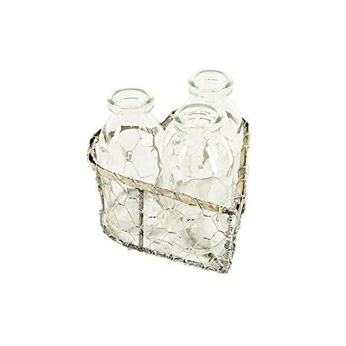 countryfield–Vaso Cuore a bottiglie chitina
