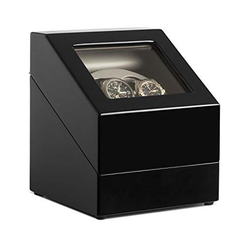 KLARSTEIN Old Marshall - Watch Winder, vetrina Orologi, Custodia per...