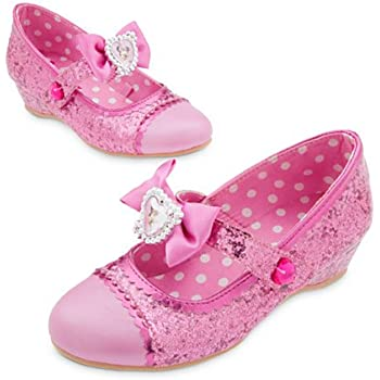 Minnie Mouse Pink Costume Shoes For
