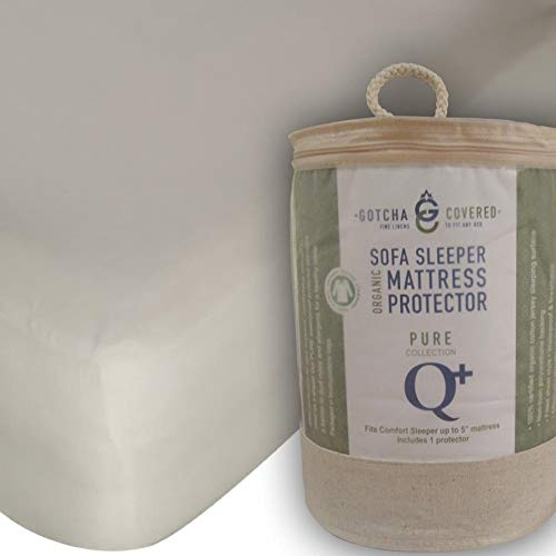 Gotcha Covered Pure Sofa Sleeper Mattress Protector Size: Queen Plus