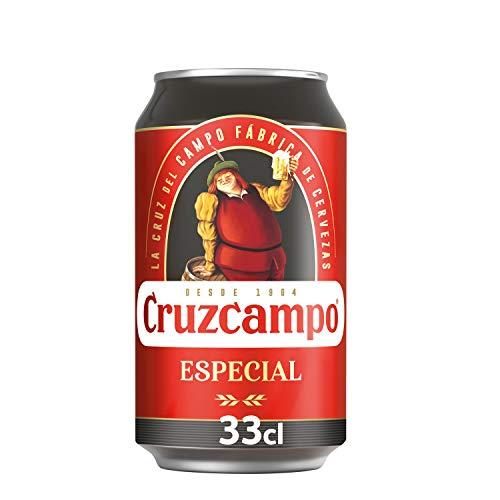 Bier Cruzcampo Especial 24x33cl