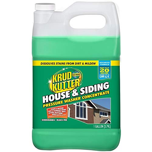 Krud Kutter 1-Gallon House and Siding Pressure Washer Cleaner