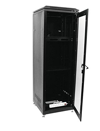 Stalen kast SRT-19, 35 HE, met deur