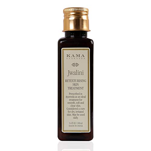 KAMA AYURVEDA JWALINI retexturising skin treatment oil - 100 ml