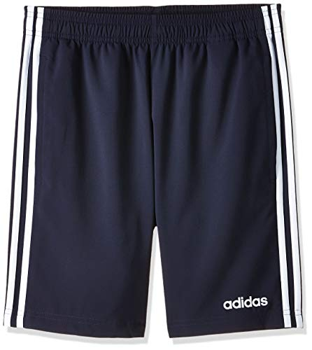 Adidas Essentials 3 Stripes 7in Chelsea, Pantaloncini Uomo, Legend Ink/Bianco, M