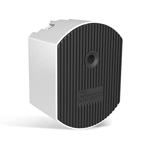 SONOFF D1 Interruttore intelligente Dimmerabile WiFi per LED dimmerabili e lampadine a incandescenza, supporta controllo RF a 433MHz, controllo APP, compatibile con Alexa, Google Assistant