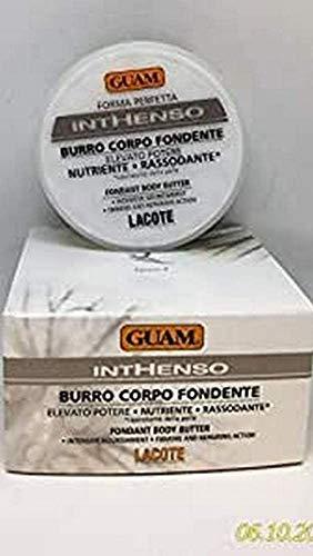 Guam Inthenso Burro Corpo Fondente Nutriente Rassodante 50 ml