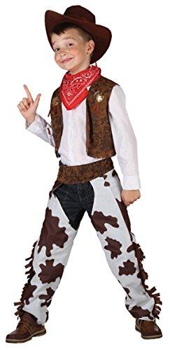 Rire Et Confetti - Ficcow025 - Déguisement pour Enfant - Cowboy