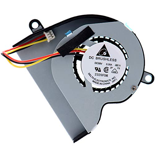 Deal4GO Ventilador de refrigeración para CPU KDB04505HA Reemplazo para Lenovo ThinkPad Edge E10 E11 X100E X120 X120E Mini 11 Mini 110X 04W0274