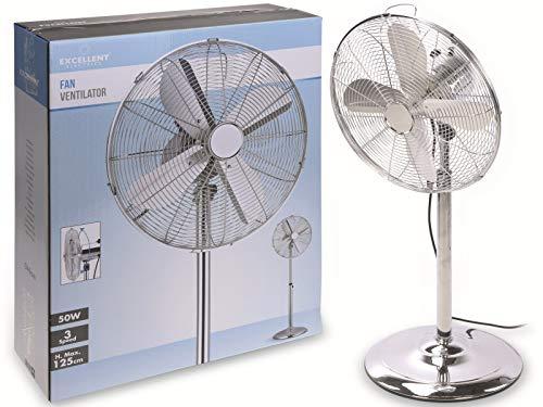 Excellent Electrics 9177 9177 staande ventilator, verchroomd